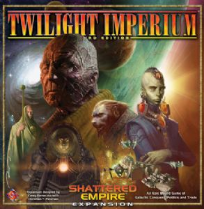 Twilight Imperium (Third Edition) : Shattered Empire